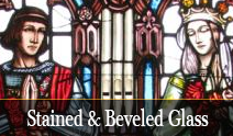 Stained & Beveled Glass